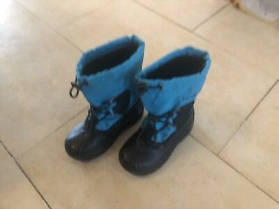 e58049b978a03e KINDERSTIEFEL KINDER WINTERSTIEFEL Schneestiefel Thermoboots Kletter ...