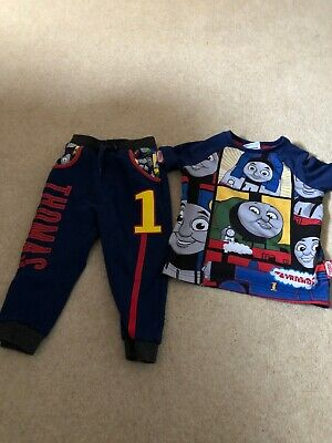 Thomas The Tank Engine Top And Joggers 18-24 Months