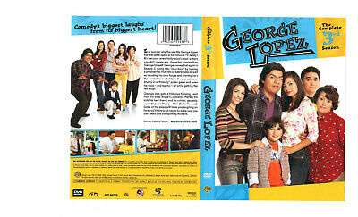 The George Lopez Show: Complete Third Season (3 Disc set)