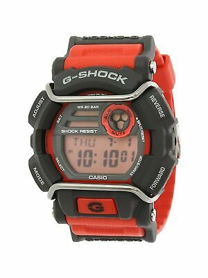 Casio Men's G-Shock GD400-4 Grey Resin Quartz Sport Watch