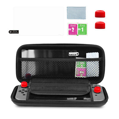 DOYO Nintendo SWITCH Travel Case, with Free Tempered-glass Screen Protector