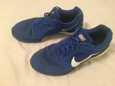951b734f6bd4 Men s Nike Tri Fusion Run Shoes Running Athletic Size 13 (749170-401) Royal