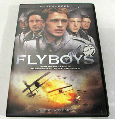 Flyboys DVD Widescreen Edition