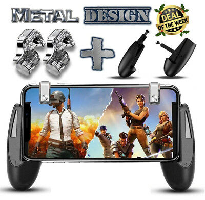 Joysticks For PUBG Game Trigger  Cell Phone Mobile Controller for iphone Android