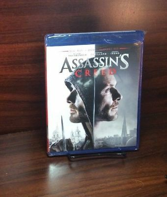 Assassins Creed (Blu-ray/DVD+Digital)Brand NEW-Free Shipping with Tracking