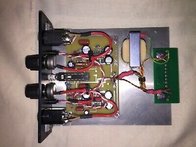 JMK Audio JM 120 - Dual Hi-Z Input D.I. / Preamp for your 500 series lunchbox.