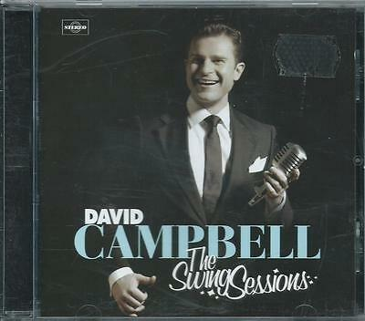 David Campbell *The Swing Sessions* 2006 Oz Cd Like New