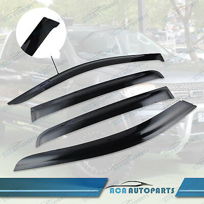 Weathershields Weather Shield for Ford Ranger PX Dual Cab 2011-2017 Guard Visor