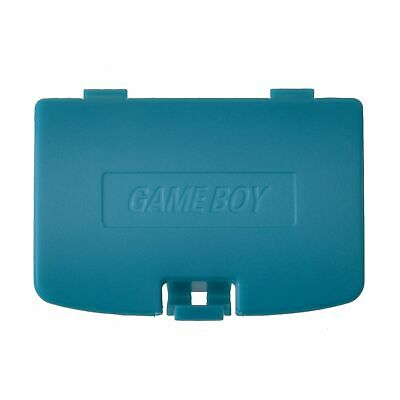 Replacement Battery Cover Door for Nintendo Gameboy Color Green Blue