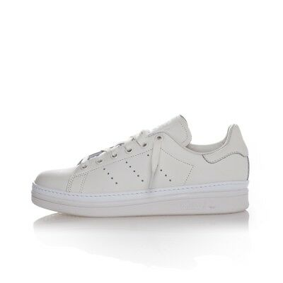 SCARPE DONNA ADIDAS Stan Smith New Bold Aq1087 Bianco - EUR 89 659cc030587