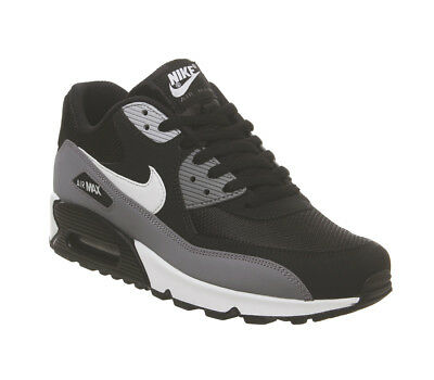9b60e4e3be Nike Air Max 90 Essential Black/Cool Grey/Anthracite/White UK 9 Trainers