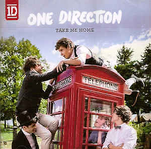 One Direction – Take Me Home CD & DVD EDITION