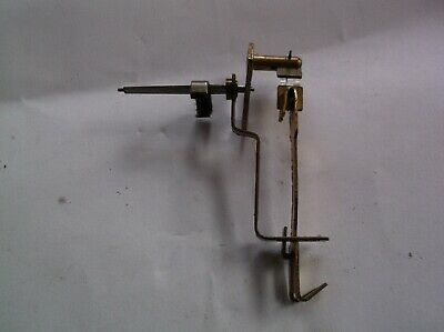 Escapement Leader Arm Etc  From An Old Small  Mantle Clock  Ref Sm 96