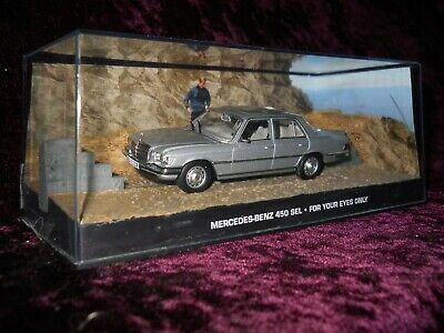 JAMES BOND 007    'FOR YOUR EYES ONLY'    Complete Set