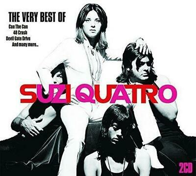 The Very Best Of (Digipack), Suzi Quatro, Audio CD, New, FREE & Fast Delivery
