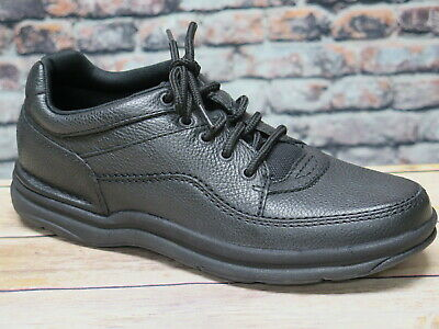 77d19be47b0 ... Oxfords Comfort Casual Walking Shoes.  40.00 Buy It Now 29d 6h. See  Details. Men s Rockport World Tour MWT18 and K71185 Black Leather Oxford