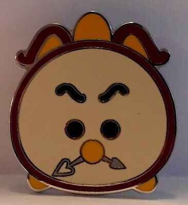 COGSWORTH Disney Parks Beauty and the Beast Tsum Tsum Mystery Pin Collection