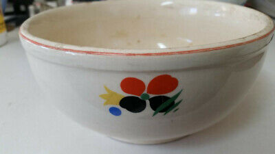 Vintage Serving Bowl Universal Cambridge Pottery, ovenproof, made in USA