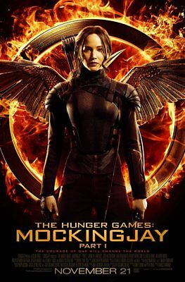 The Hunger Games: Mockingjay - Part 1 | $1.39 DVD | $4.00 Flat Rate Shipping