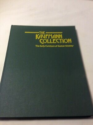 The Kaufmann Collection The Early Furniture of Gustav Stickley Arts and Crafts