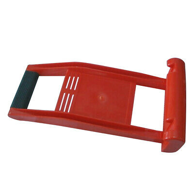 Panel Carrier Gripper Handle Carry Drywall Plywood Sheet ABS 80kg Load Tools