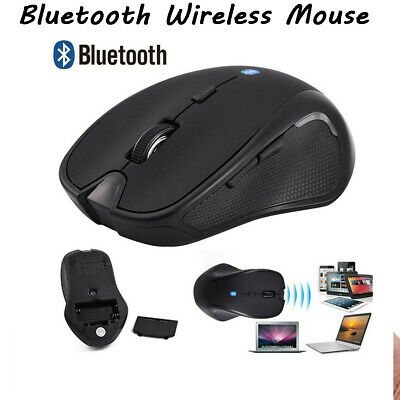 Wireless Mini Bluetooth 3.0 6D 1600DPI Optical Gaming Mouse Mice For Laptop R6