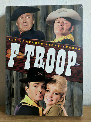 F Troop Complete Series 1 - New and Sealed - Region 1 NTSC - DVD Box Set