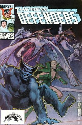 Defenders (1st Series) #125 1983 VG Stock Image Low Grade