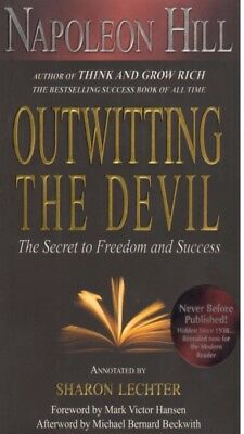 Outwitting the Devil- Napoleon Hill Best Seller - PDF eBook