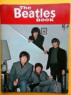 BEATLES Japan Only 1965 Monthly Book Christmas Special Fan Club Memorabilia