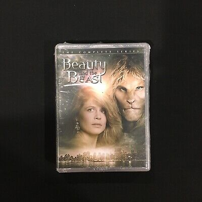 Beauty and the Beast - The Complete Series (DVD, 2014, 15-Disc Set)