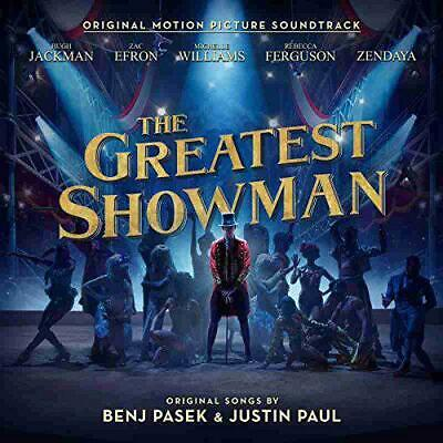 The Greatest Showman, Various, Audio CD, New, FREE & Fast Delivery
