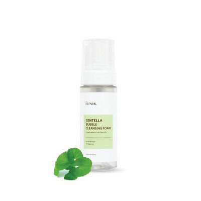 [iUNIK] Centella Bubble Cleansing Foam 150ml