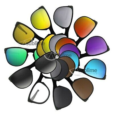 Replacement Lenses for Oakley Sliver Round OO9342 - Choose your lens STYLE
