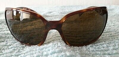 7ff86e3bbdb POLARIZED RAY-BAN RB4076 642 57 3p Brown Frames   Lenses RayBan Made ...