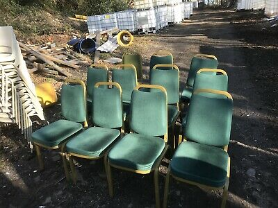 used banqueting chairs Cafe Restaurant Pub Conference Room Stacking