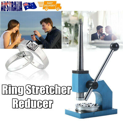 Ring Stretcher/Reducer Jewelry Making Tool Adjustable One Poles Ring Size