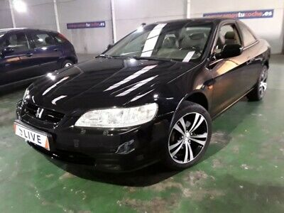 Coming Soon Honda Accord Coupe 3.0 V6 Auto Spanish Lhd In Spain 64K Superb 2000