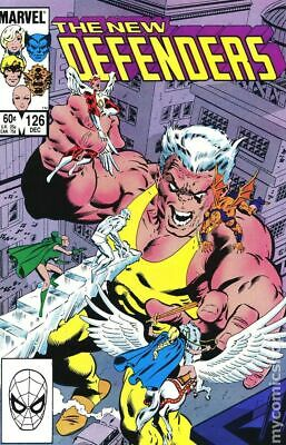 Defenders (1st Series) #126 1983 VG Stock Image Low Grade