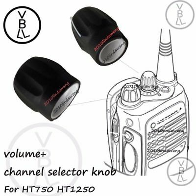 Channel Selector Control For Motorola GP340 EX500 HT1250 PTX700 PRO7150 radio