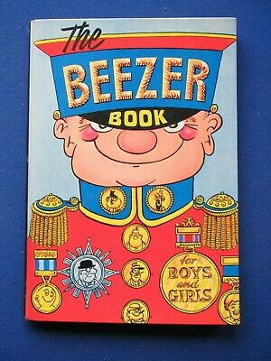 The Beezer Book  Annual  1964   in VG/EX condition