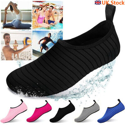Women Men Water Shoes Diving Sock Wetsuit Non-slip Aqua Socks Swim Beach Sz 3-10