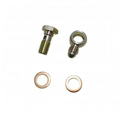 OBP 7/16 UNF Banjo Bolt Fittings with 2 Washers