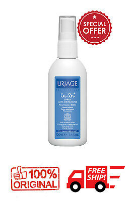 URIAGE CU-ZN+  Bebe Spray 100ml  Spray against irritations