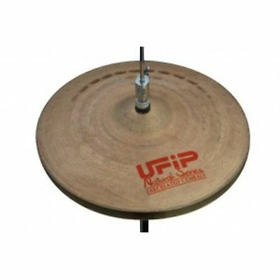 Ufip Plat Hi Hat Naturel 14""
