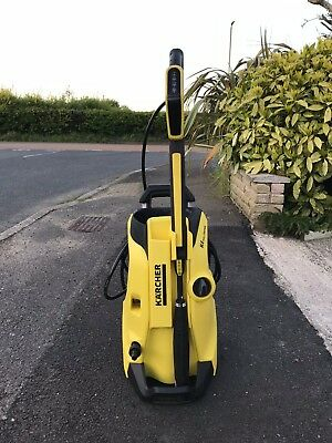 Karcher K4 Full Control Water Cooled Pressure Washer #3