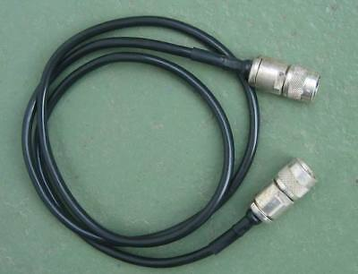 Orig. Connection Cable Fero51-IR-Scheinwerfer/Battery B8V with 2 Connectors