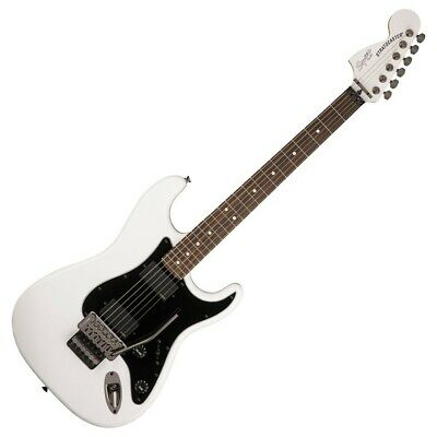 Fender Squier Contemporary Active Stratocaster HH Floyd Rose, Olympic White