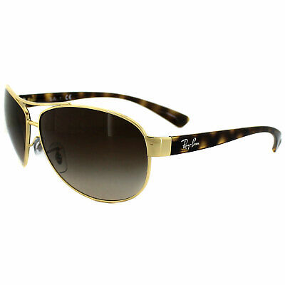 c8b50bdd31b RAY-BAN SUNGLASSES 3386 001 13 Gold Brown Gradient Small 63mm - EUR ...
