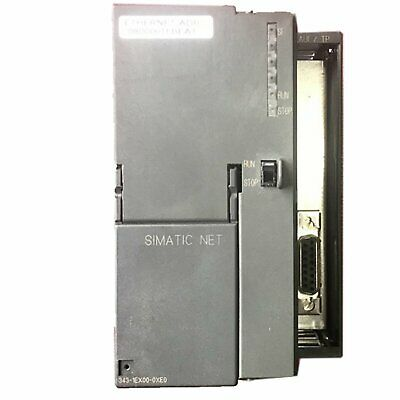 1PC Used Siemens 6GK7343-1EX00-0XE0 6GK73431EX000XE0 Tested In Good Condition
